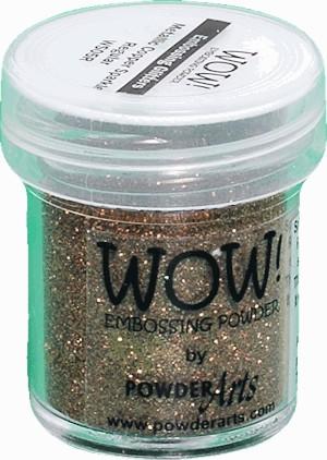 WOW embossingpoeder - Metallic Copper Sparkle - Regular