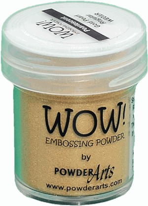 WOW embossingpoeder - Gold Pearl - Regular