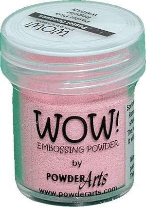 WOW embossingpoeder - Pastel Pink - Regular