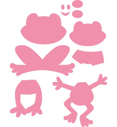 Marianne Design - Collectable - Frog