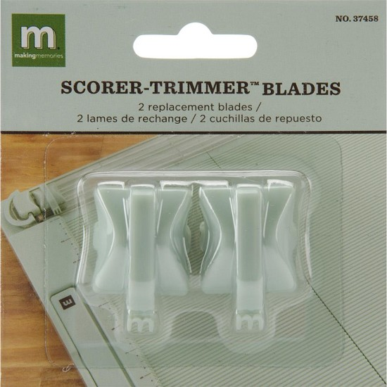 Making Memories - Scorer/Trimmer - Replacement Blades