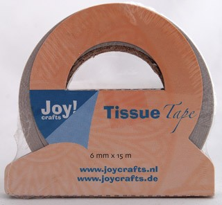Joy! Crafts - Tissue-tape 6mm x 15 m