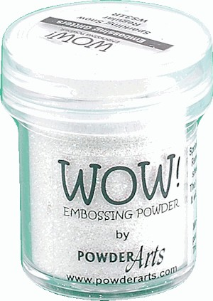 WOW embossingpoeder - Sparkling Snow