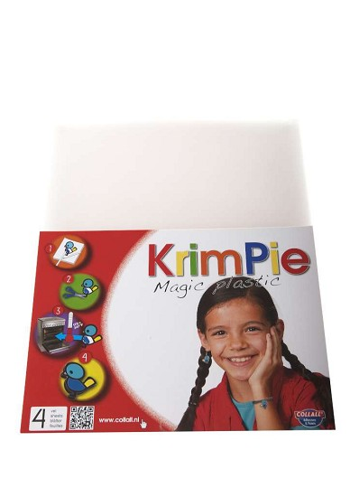 KrimPie - Magic Plastic - Frosted 4vl