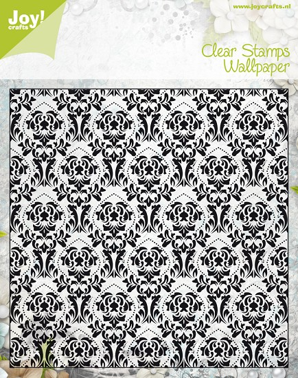 Noor! Design - Clear Stamp - Background Old wallpaper