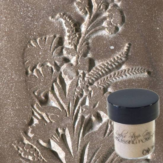 Lindys Stamp Gang - Embossing Powder - Café au lait