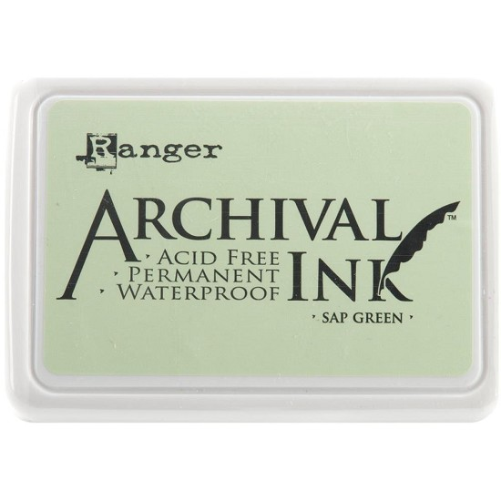 Ranger - Archival Inkt - Sap Green