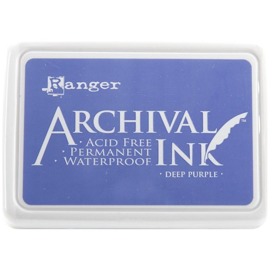 Ranger - Archival Inkt - Deep Purple