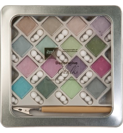 Joy! Crafts - Chalk kit - Pearl 6200/0205