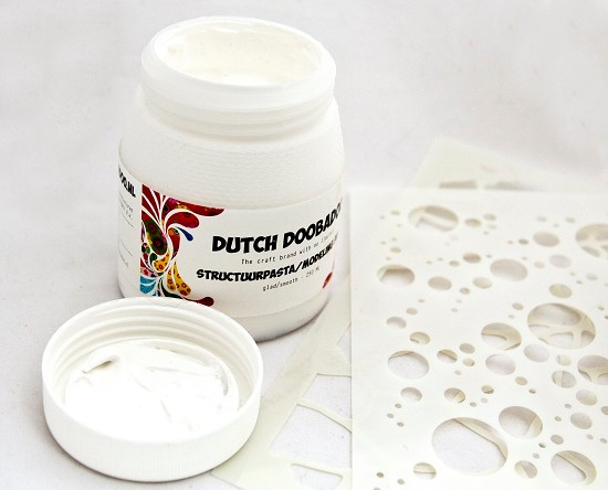 Dutch Doobadoo - Structure Paste Smooth - 250ml