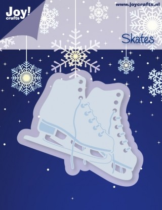 Noor! Design - Winter Wishes - Schaatsen