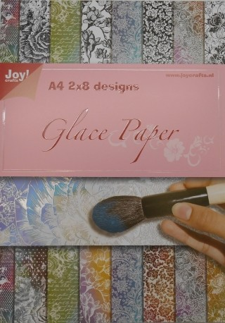 Joy! Crafts - Glace Paper - Flowers