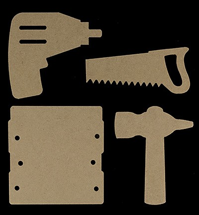 Pronty - MDF Tools set