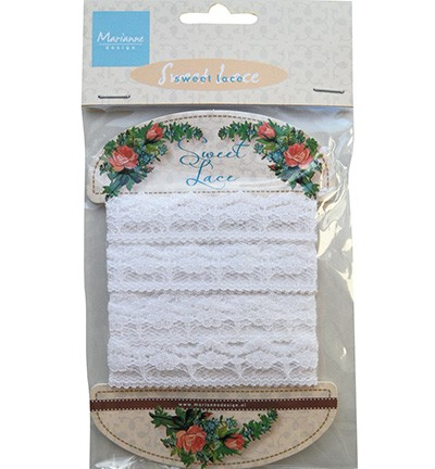 Marianne Design - Sweet Lace - Flower