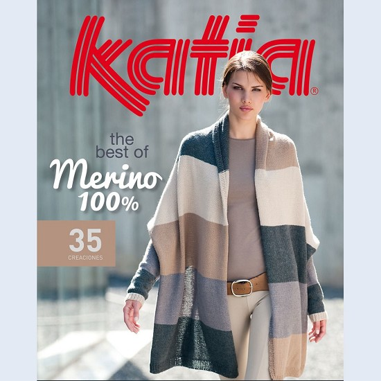 Breiboek - Katia - The best of Merino 100% - no 3