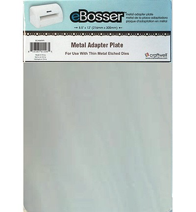 Cut `n Boss /E-Bosser - Accessories - Metal Adapter Plate