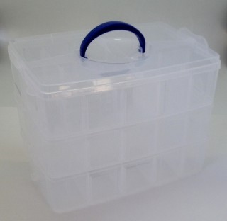 Joy! Crafts - Storage Box - 3Laags met handvat groot