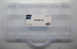 Joy! Crafts - Storage Box - 18 vaks met handvat
