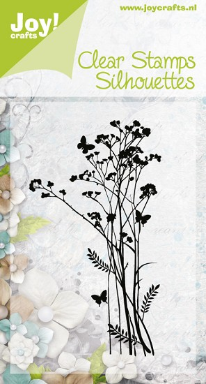 Noor! Design - Clearstamp - Silhouettes - Grass 2