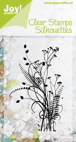 Noor! Design - Clearstamp - Silhouettes - Grass 3