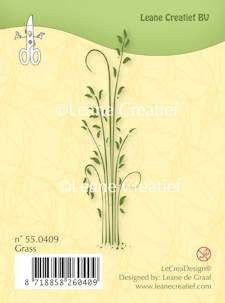 Clearstamp - LeCrea Lea'bilitie® - Grass
