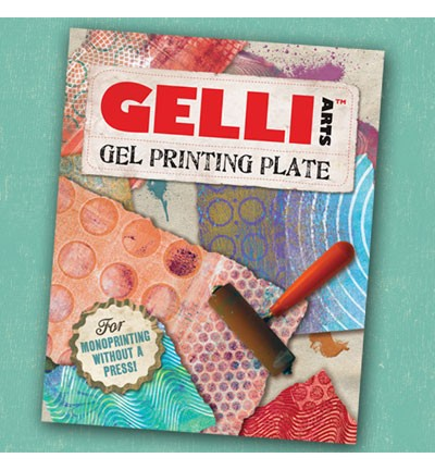 """Gelli Printing Plates - 20.32x25.4cm (8"""" x 10"""")"""