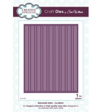Stansmal Creative Expressions - Craft Dies - Classic