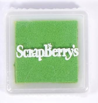 ScrapBerry`s - Pigment Ink - Light Green