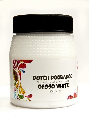 Dutch Doobadoo - Gesso White 250 ml