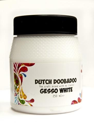 Dutch Doobadoo - Gesso White 250 ml