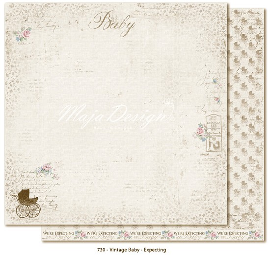 Maja Design - Vintage Baby - Expecting