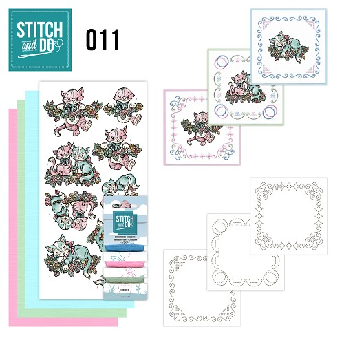 Stitch & Do 11 - Katjes