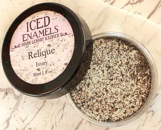 Ice Resin - ICED Enamels - Ivory