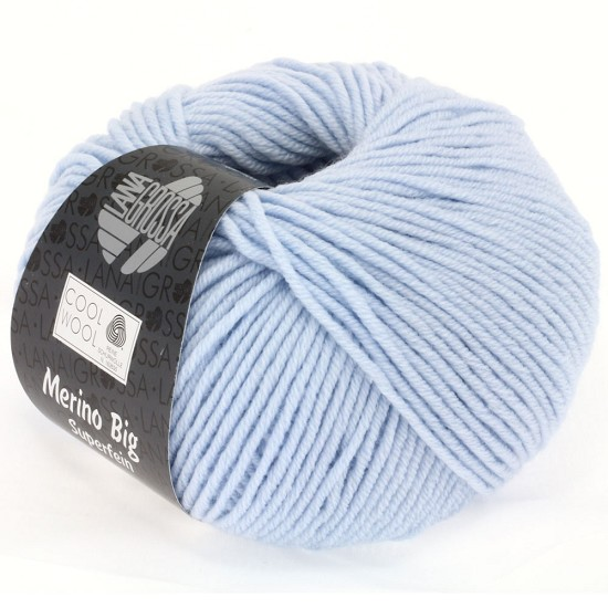 Breiwol Lana Grossa - Cool Wool Merino Big - Kleur 604