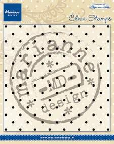 MD Clearstamp - Anja`s Dots