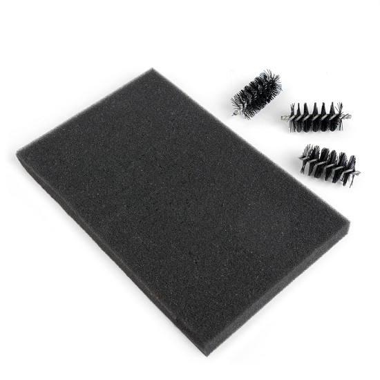 Sizzix Accessory - Replacement Die brush heads & foam pad