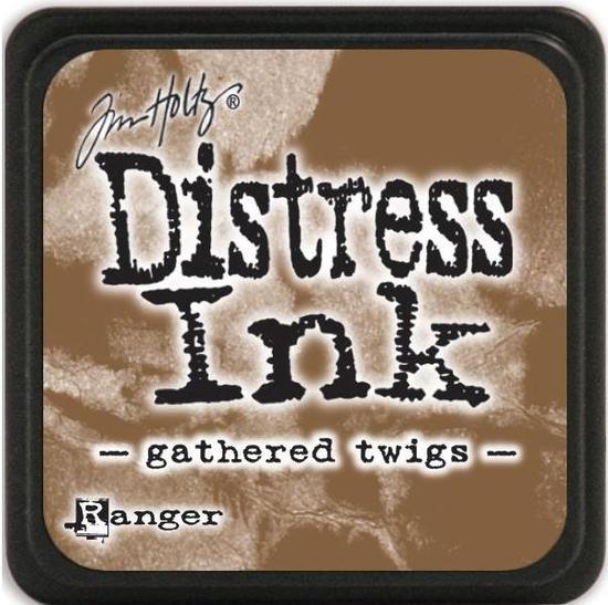 Distress Inkt - Mini - Gathered Twigs