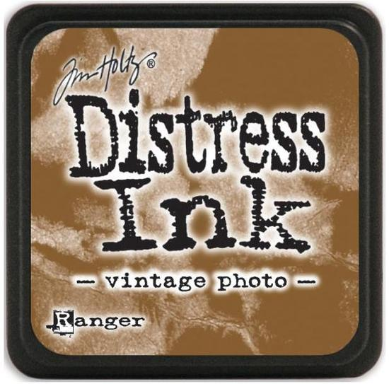 Distress Inkt - Mini - Vintage Photo