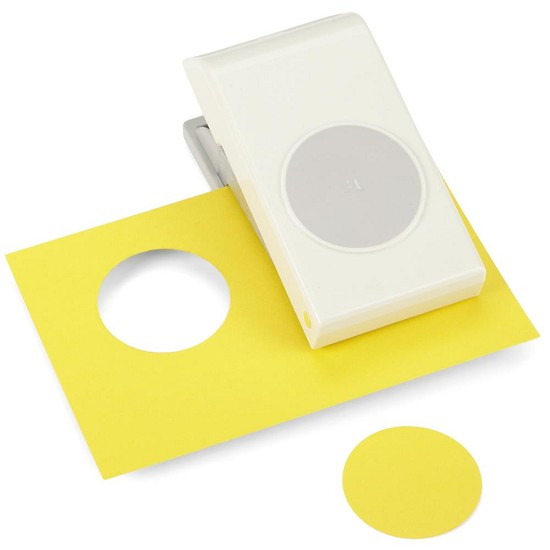EK Success - Nesting Paper Punch - Circle 1.75""