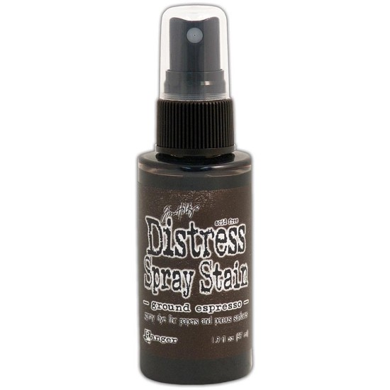 Tim Holtz - Distress Spray Stain - Ground Espresso