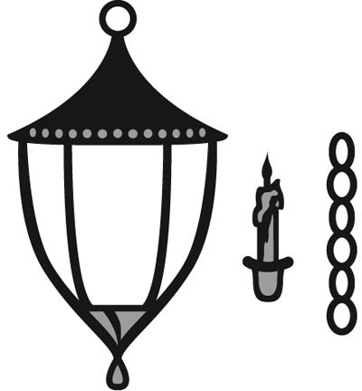 Marianne Design - Craftables - Lantern