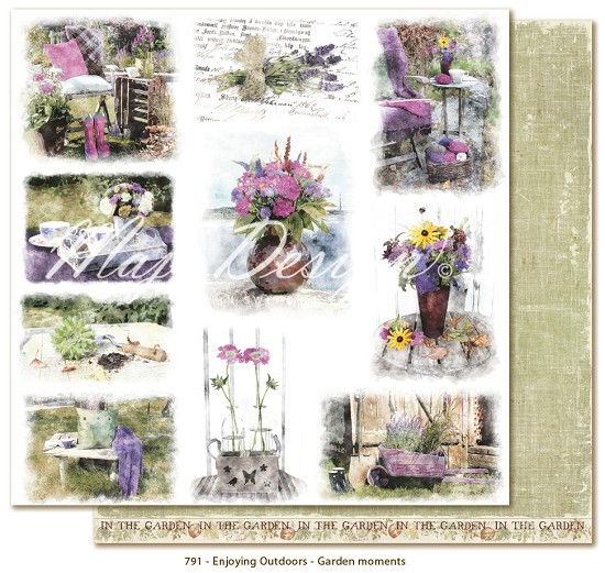 Maja Design - Enjoying Outdoors - Garden moments