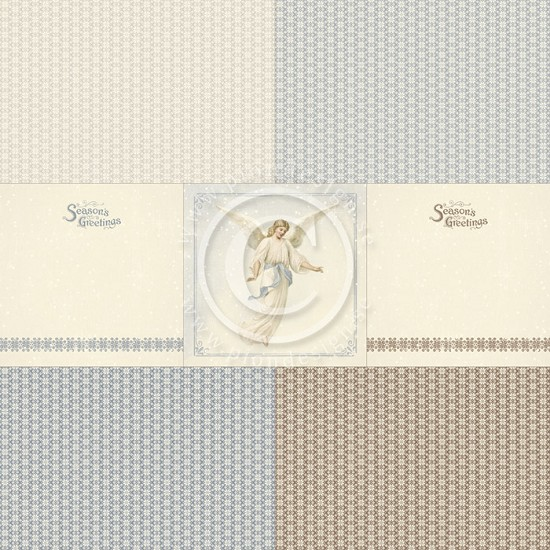 Scrappapier Pion Design - Glistening Season - Memory Notes - 3
