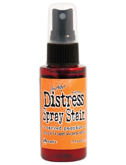 Tim Holtz - Distress Spray Stain - Carved Pumpkin