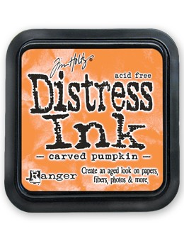 Tim Holtz - Distress Inkt - Carved Pumpkin