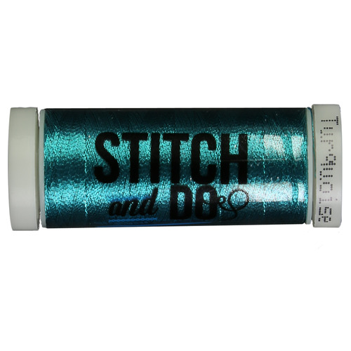 Stitch & Do 200 m - Hobbydots - Turquoise