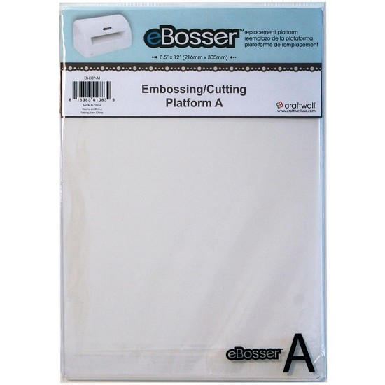 Cut `n Boss /E-Bosser - Accessories - A Plate