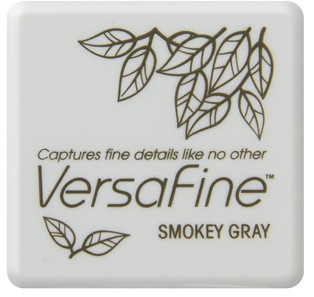 Stempelinkt Versafine - Mini - Smokey Grey