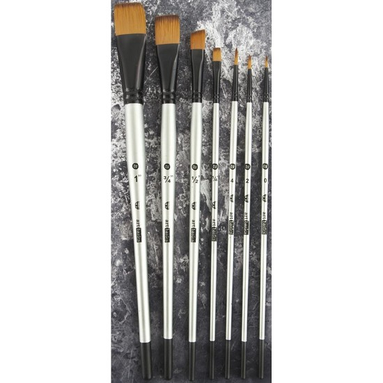 Finnabair - Art Basics - Brush Set 7/Pkg