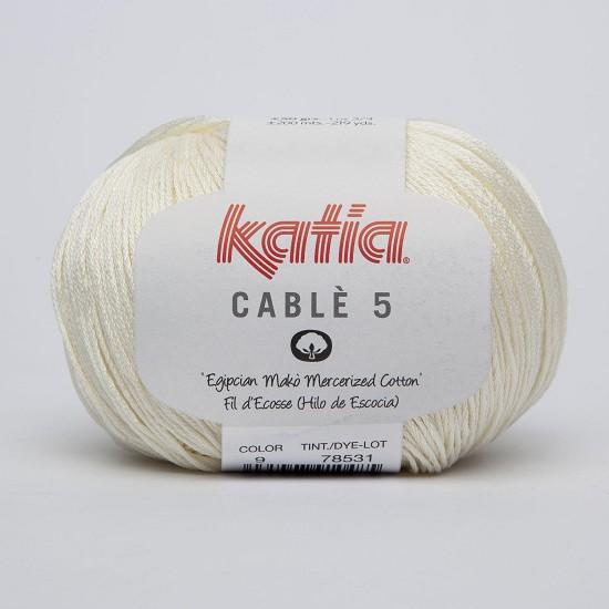Katia - Cable 5 - Kleur 9